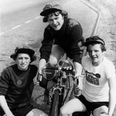 Cycling in Hebburn