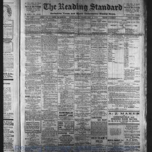 Reading Standard Etc 02-1918