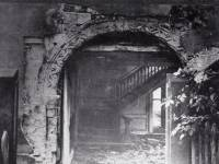 Norman Archway found when demolishing Liberty's Print Works