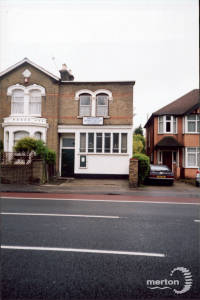 Morden Spiritualist Church