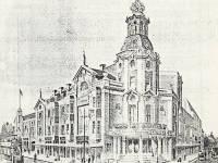 Wimbledon Theatre, Merton Road