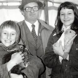Ross Gazette photographs Oct 1975