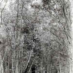 Surveyors Shaft, Hope-under-Dinmore, 1922