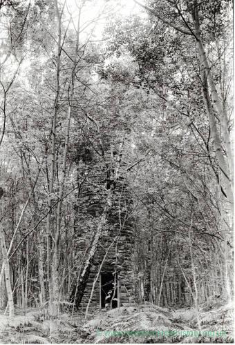 Surveyors Shaft, Hope-under-Dinmore, 1922