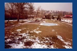 Children's Playground, Wimbledon Park