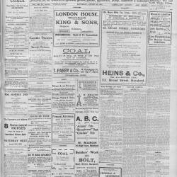 Hereford Journal - August 1915