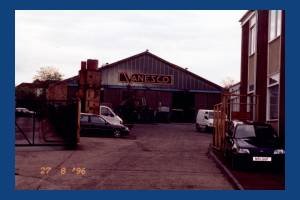 Garth Road, Lower Morden: Vanesco Ltd
