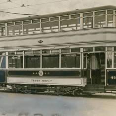 South Shields Corporation Tram Car