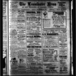 Leominster News - December 1915