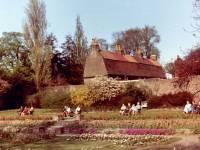 The grounds of Cannizaro House, Wimbledon