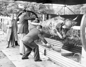 Ox Roast on Wimbledon Common