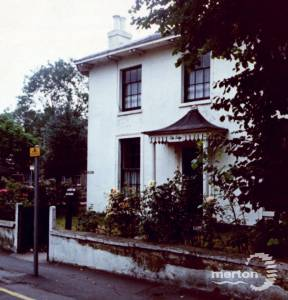 Elm Lodge, Cricket Green, Mitcham