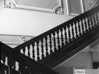 Morden Hall: Internal staircase