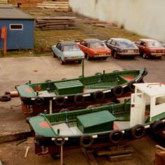 Foyboats No 4 and 5