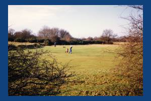 Golf Course, Mitcham Common, Mitcham