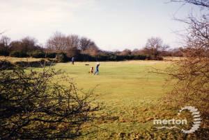 Golf Course, Mitcham Common, Mitcham