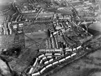 Phipps Bridge Site, Mitcham:  Aerial View