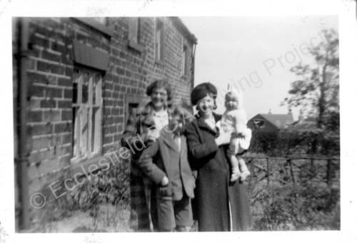 8 Lump Lane, Grenoside 1929