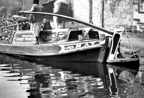 Horsefield boat