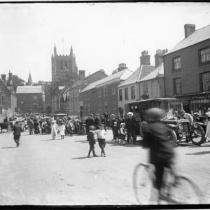 G36-033-15 King Street, Hereford.Light Vehicle Trials 1904 .jpg