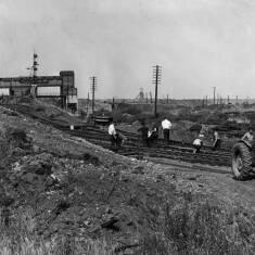 Boldon Colliery Railway Line