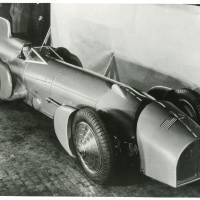 'Blue Bird' model: Napier