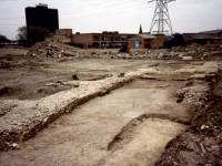 Merton Priory Excavations