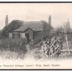 The Thatched Cottage, Lover's Walk, South Shields