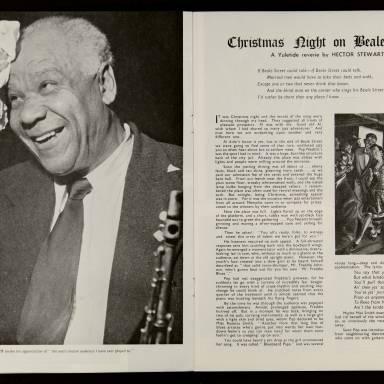 Jazz Illustrated Vol.1 No.2 December 1949 0007