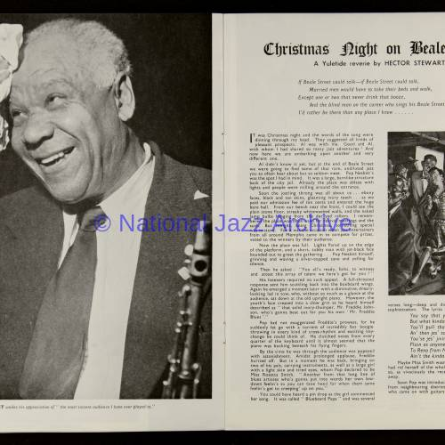 Jazz Illustrated Vol.1 No.2 December 1949 0007