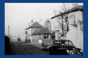 High Path: The Trafalgar, Merton