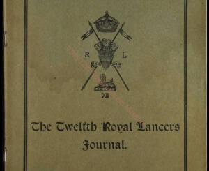 12th Lancers, 1910 September