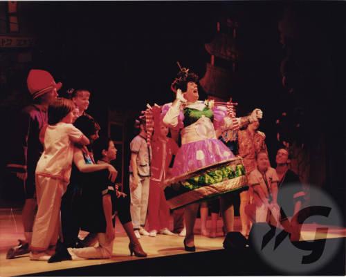 Photograph - Aladdin 1997/1998