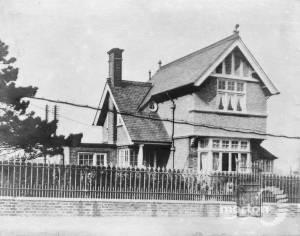 Hospital for Infectious Diseases, Thurstan Road, Wimbledon