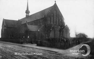 St. Marks Church, Mitcham