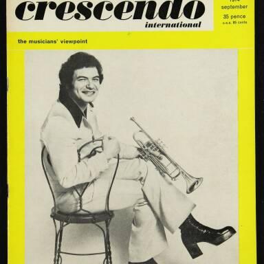 Crescendo 1974 September