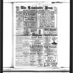 Leominster News - March 1918