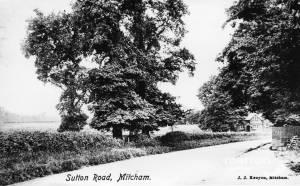 Sutton Road, Mitcham