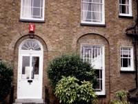 Church Road, No.21: The Vicarage