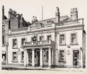 The White Hart, London Road, Mitcham