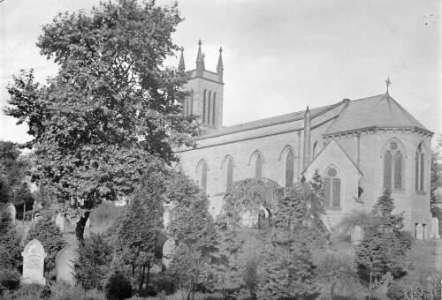 004 Scissett Church (St Augustine's) 1900