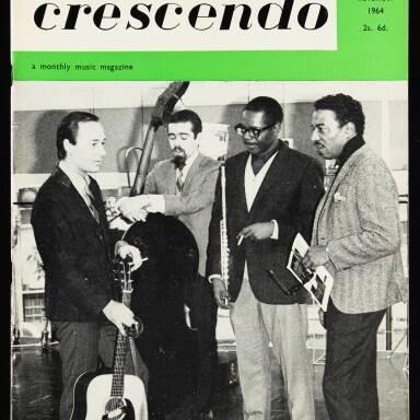 Crescendo 1964 November