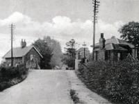 Railway Blue House  Level Crossing, West Barnes Lane, Raynes Park