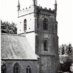 St Andrew's Parish Church, How Caple, 1949