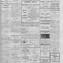 Hereford Journal - June 1917
