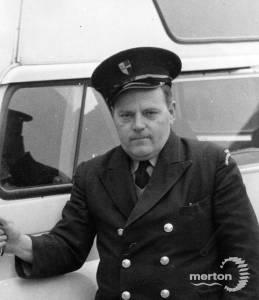 Mr R Andrews, ambulance driver