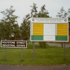 Holystone Street Industrial Estate