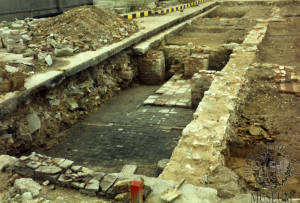 Excavation of the Morris & Co. Works, Merton