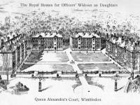 St.Mary's Road, Queen Alexandra's Court, Wimbledon