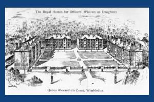 St.Mary's Road, Queen Alexandra's Court, Wimbledon